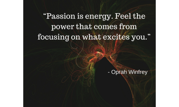 Brotherton, energy, passion. Oprah, Kruse, reenergize, time management
