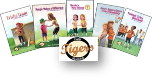 lady tigers, book, middle grade, sports, softball, fastpitch, brotherton, teamwork, friendship, series