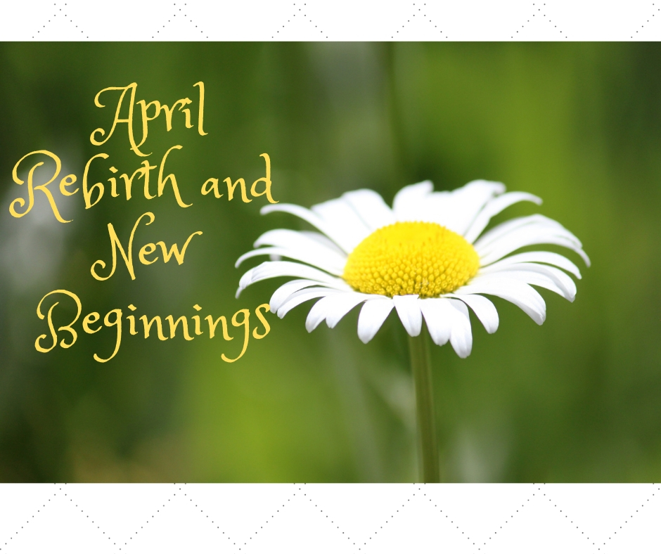april, rebirth, book launch, new beginnings, classes, Girl Scouts