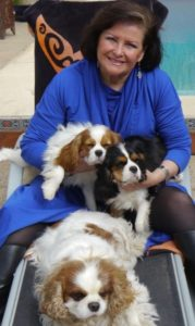CKCS, Rescues, Cavalier King Charles Spaniels, Show, Agility, Puppies, ACKCS Rescue, Rescue Trust, Breeder, Show dogs, Gift Book, Green, Mary Colburn-Green