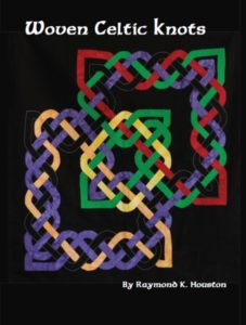 quilt, raymond, knots, houston, woven, celtic, knots, quilting, crafting, patterns, book,