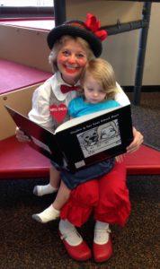 clown, Miss Sheri, Sydney, kindness, series, book, children, friendship