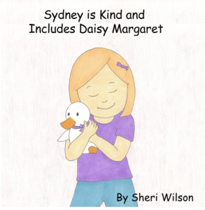 Kindness, Miss Sheri, clown, Sydney, children, duck, friendship, Wilson