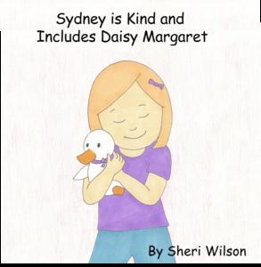 Kindness, Miss Sheri, clown, Sydney, children, duck, friendship, Wilson