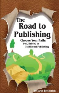 Brotherton, writing, publish, author, manuscript, indie, hybrid, tradition, query, letter, self, self-publishing